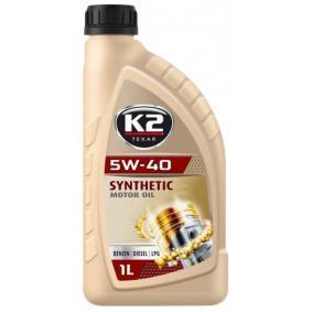 O34B0001 Motorenöl von K2 hochwertige Ersatzteile