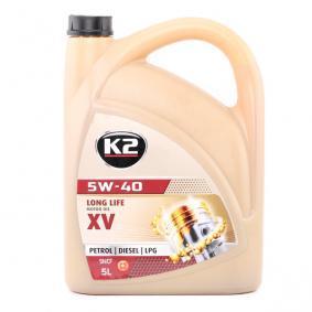O34V0005 Motorenöl von K2 hochwertige Ersatzteile