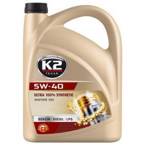 K2 Auto Öl, Art. Nr.: O34V0005 online