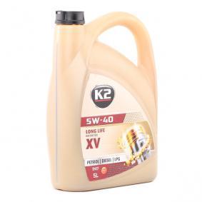 Olio motore per auto K2 (O34V0005) ad un prezzo basso