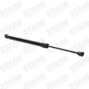STARK SKGS-0220913 Muelle neumático, maletero / compartimento de carga OEM - 1U6827550E CITROËN, SEAT, SKODA, SUZUKI, VW, VAG, STABILUS, METELLI, MEYLE, BRINK a buen precio