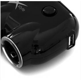 ROZ000014 Cable de carga, encendedor de cigarrillos para vehículos