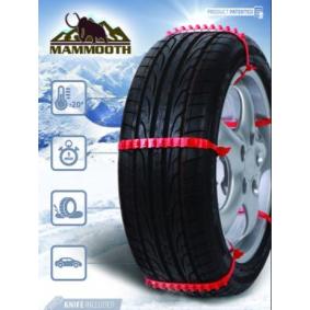 MAMMOOTH Sněhové řetězy 5902385210058 Hodnocení