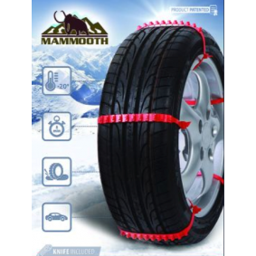 MAMMOOTH Snow chains 5902385210058 rating