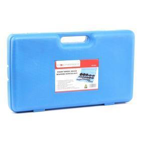 NE00006 Jogo de ferramentas de montagem, cubo / rolamento da roda económica