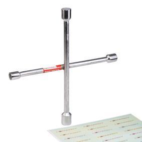 NE00130 Křížový klíč na kolo pro vozidla