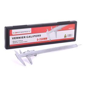 NE00353 Schuifmaat van ENERGY gereedschappen van kwaliteit