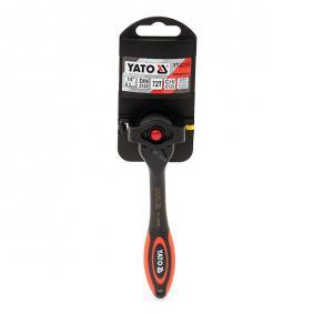 YT-0290 Klucz zapadkowy (grzechotka) od YATO narzędzia wysokiej jakości