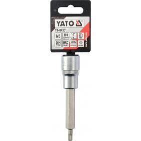 YT-04351 Kraft-Stecknuss von YATO Qualitäts Ersatzteile