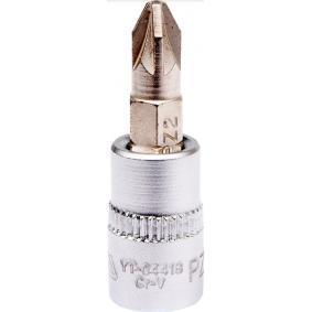 YT-04418 Kraft-Stecknuss von YATO Qualitäts Ersatzteile