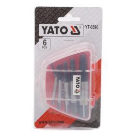 YATO Kit de extractores de pernos (YT-0590) a un precio bajo