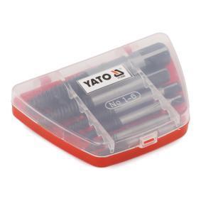 YT-0590 Kit de extractores de pernos a buen precio