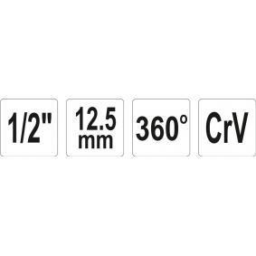 YATO Измерващо у-во, въртящ момент (YT-0593) на ниска цена