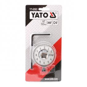 YT-0593 Messgerät, Drehmoment von YATO Qualitäts Werkzeuge