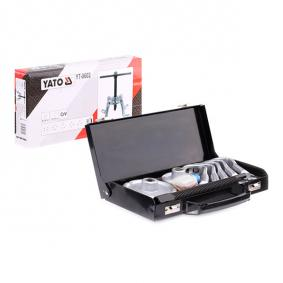 YT-0602 Jogo de ferramentas de montagem, cubo / rolamento da roda de YATO ferramentas de qualidade