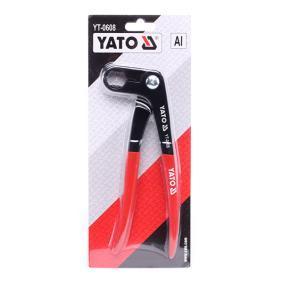 YT-0608 Entriegelungswerkzeug, Klimaanlagen- / Kraftstoffleitung von YATO Qualitäts Werkzeuge