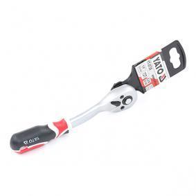 YT-0730 Chicharra reversible de YATO herramientas de calidad