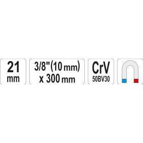 YATO Zündkerzenschlüssel YT-0819 Online Shop