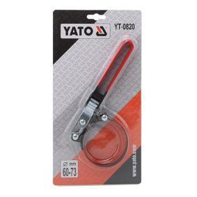 Banda filtro de aceite YT-0820 YATO
