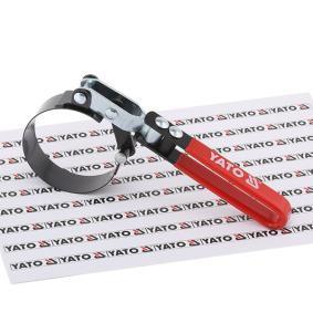 Banda filtro de aceite de YATO YT-0820 en línea