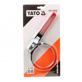 YT-0822 Cinta saca-filtro de óleo de YATO ferramentas de qualidade