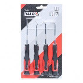 YT-0843 Estrattore ad urto, Guarnizione ad anello per alberi di YATO attrezzi di qualità
