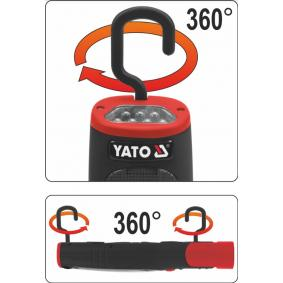Stark reduziert: YATO Handleuchte YT-08507