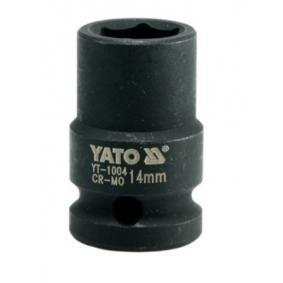 Cubos insertables YT-1004 YATO