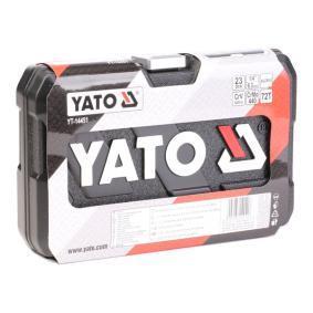 Steckschlüsselsatz YT-14451 YATO