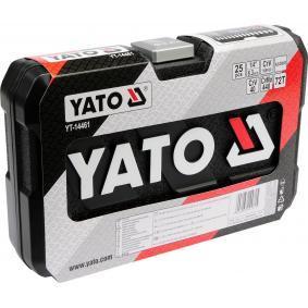YT-14461 Steckschlüsselsatz von YATO Qualitäts Werkzeuge