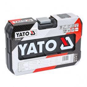 YT-14501 Steckschlüsselsatz von YATO Qualitäts Werkzeuge