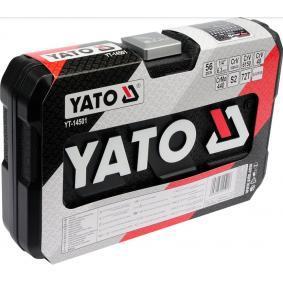 YATO Steckschlüsselsatz (YT-14501) niedriger Preis