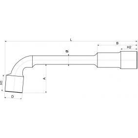 YATO Steckschlüssel YT-1633 Online Shop