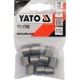 YATO Assortimento, Riparazione filetti YT-1768 negozio online