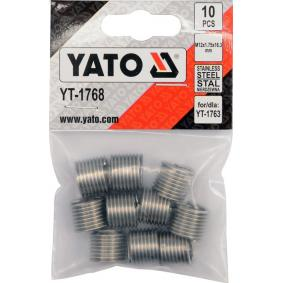 YATO Conjunto, reparação de roscas YT-1768 loja online
