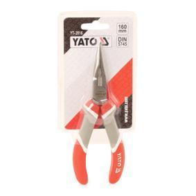 YT-2016 Alicate m de boca semirredonda de YATO herramientas de calidad
