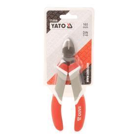 Alicate corte diagonal YT-2036 YATO