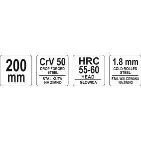 YATO Tenazas de ferralista YT-2064 tienda online