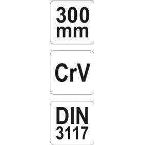 YATO Llave ajustable de boca YT-2168 tienda online