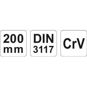 YATO Llave ajustable de boca YT-2171 tienda online