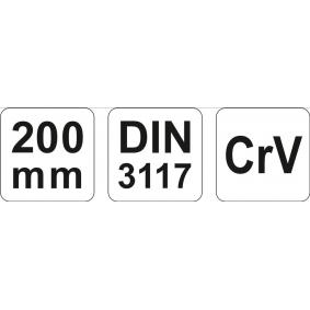 YATO Chave inglesa YT-2171 loja online
