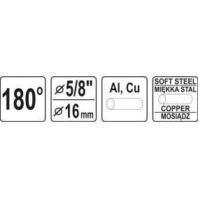 YT-21845 Ohýbačka trubek od YATO kvalitní nářadí