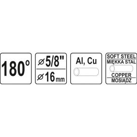YT-21845 Gereedschap voor het ombuigen van pijpen van YATO gereedschappen van kwaliteit