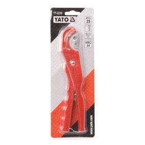 YT-2230 Cortadora de tubos de YATO herramientas de calidad