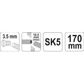 YATO Kabelschere YT-2279 Online Shop
