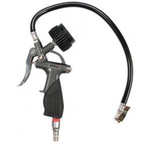 Urządzenie do pomiaru ciżnienia w kole i pompownia powietrza do samochodów marki YATO - w niskiej cenie