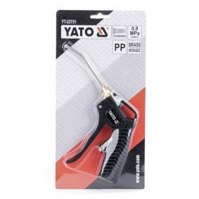YT-23731 Druckluftpistole von YATO Qualitäts Werkzeuge
