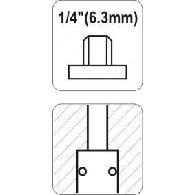 YATO Conector, tubo de ar comprimido YT-2390 loja online