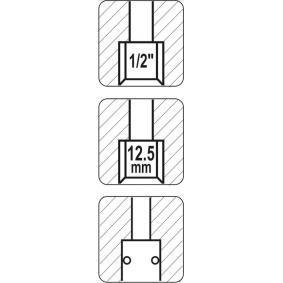 YATO Verbindingsklem, persluchtleiding YT-2395 online winkel