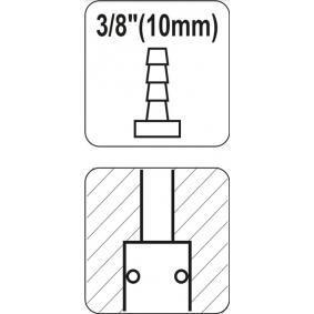 YATO Conector, tubo de ar comprimido YT-2397 loja online